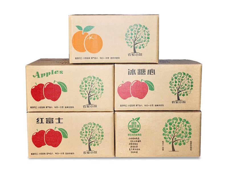苹果包装箱