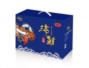 大连海鲜包装礼盒